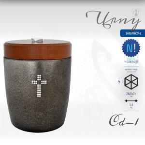 Urna ceramiczna